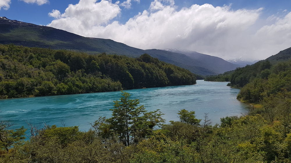 Rio Baker Patagonia Chile Chile♥ Coyhaique Rio Nature
