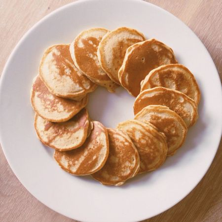 Pancakes for Brunch this Sunday morning