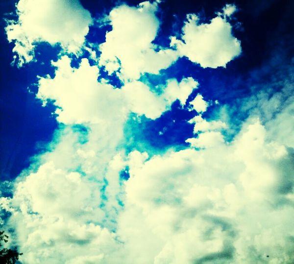Cloud And Sky ❤❤?