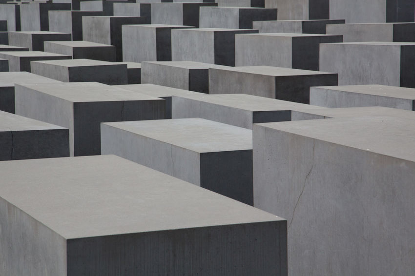 Backgrounds Berlin Berlin Memorial Day Geometric Shape Geometric Shapes Geometry In A Row Jewish Cemetery Jewish Memorial Jewish Museum Memorial Monument No People Outdoors Rectangle