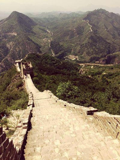 Great wall Simatai Great Wall Of China Simatai