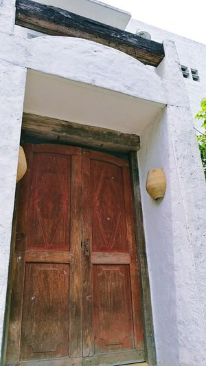 Architecture Built Structure Door Closed Building Exterior Wood - Material Wall - Building Feature Safety Day Outdoors Entrance Historic History No People