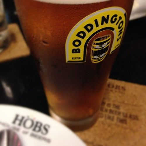 Boddingtons!!! Creamybeer Boddingtons Beer Hobs