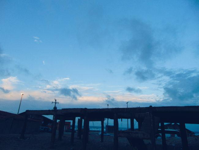 Skay Blue Brazil Sunset #sun #clouds #skylovers #sky #nature #beautifulinnature #naturalbeauty #photography #landscape Hello World VSCO Galery Color Explosion Vscocam Bluecolor EyeEm Gallery Eyeemphotography Praia Sunset Summer CeuAzul Brasil Ceu Liindo! Blue