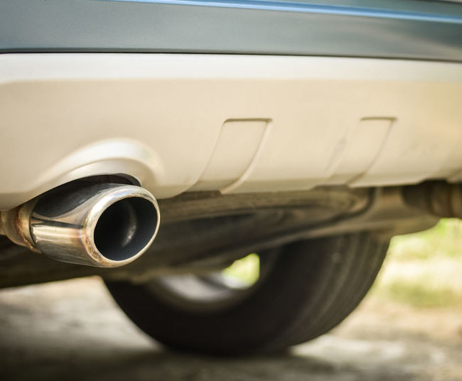 Exhaust pipe of modern diesel engine car. Detail of extended chromium exhaust pipe end. Automobile Smoke Car Car Part Carbon Carbon Emissions Chromed Metal Co2 Diesel Engine Dioxide Engine Exhaust Exhaust Pipe Extended Pipe Greenhouse Effect Land Vehicle Mode Of Transport Monoxide Muffler Pollution Stationary Transportation Vehicle Vehicle Part