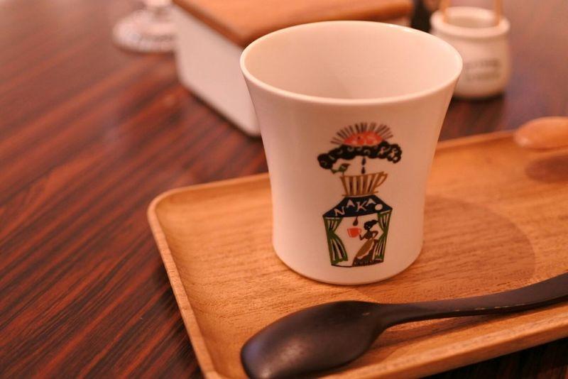 Nakaocafe Cafe Nakao Mug