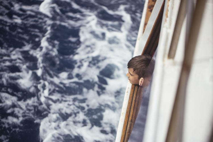 Boat Trip Boy