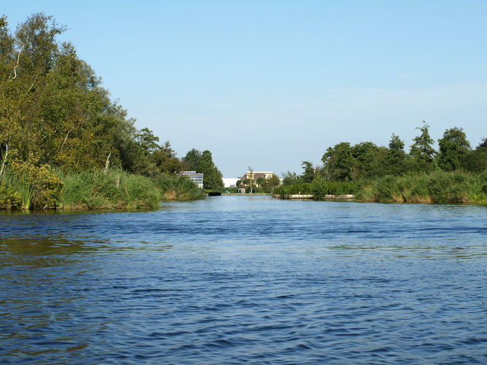 Nature Photograhy Speedboat On The River Water Blue Speedboatride Boattrips Motorboat