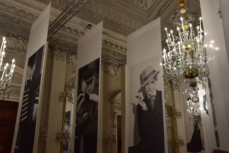 Italy❤️ Karl Lagerfeld Firenze Palazzo Pitti Photography