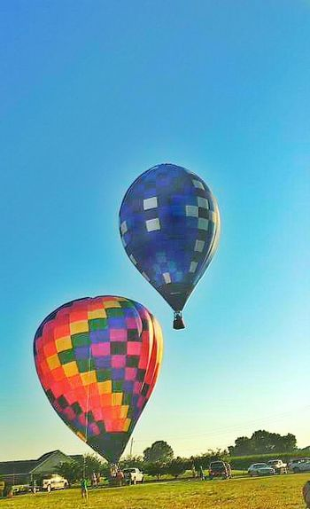 Hot Air Balloons Bright Colores Outdoor Photography Transportation Check This Out Outdoor Activity Outdoor Fun Hot Air Ballooning Fun Outdoors Sports Outdoor Sports Adventure Club Fine Art Still Life Showcase July Balloon Festival Festival Season Miles Away