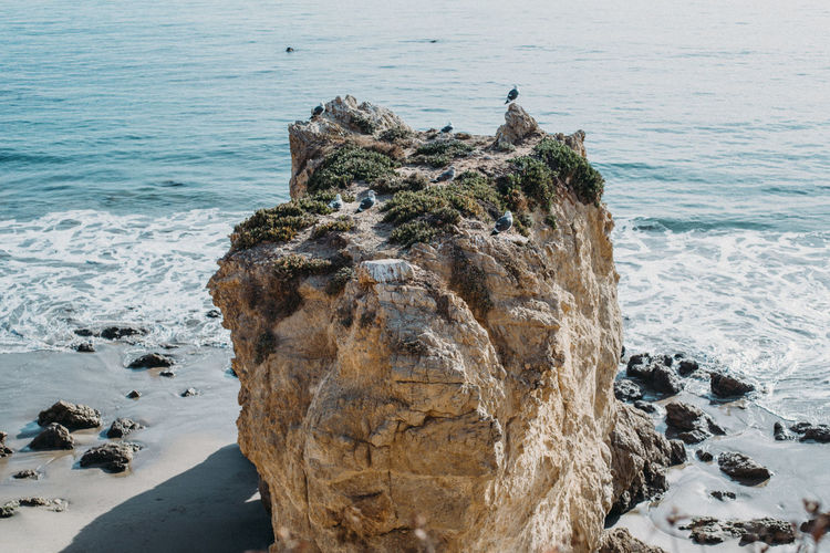 Beautiful Calm Nature Ocean View Rock Rock Formation Beach Beachphotography Beauty In Nature Nature_collection No People Ocean Outdoors Outside Outside Photography Rock - Object Scenics Sea Serene Shore Shoreline Waves