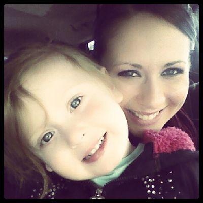 My girl! <3