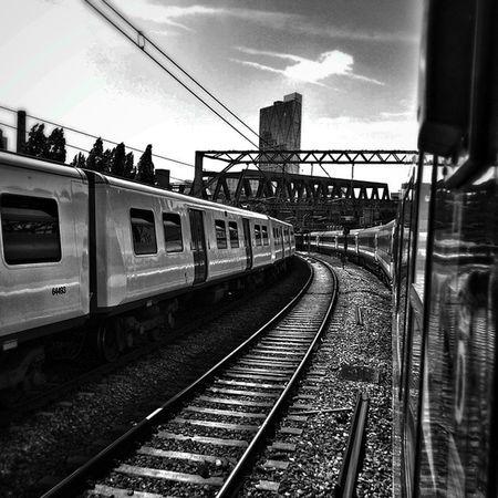 Train Traintracks Trainporn Londoncity London