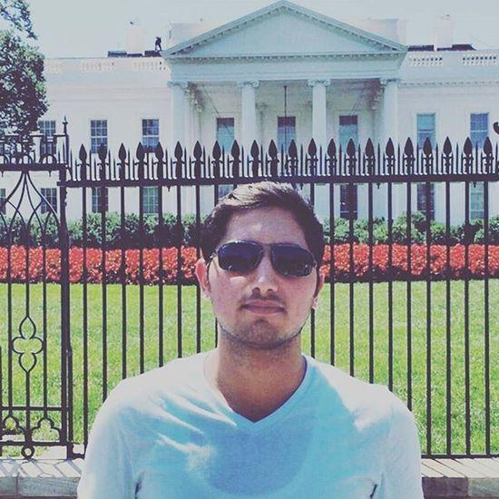 Bygone White House DC Days  Eskilerden