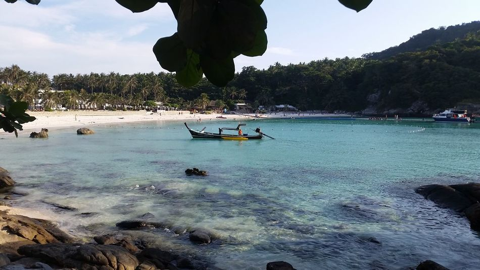 Travel Destinations Vacations Sea Sand Koh Racha Thailand Tourism Beach Thaïlande Mer Plage Iles