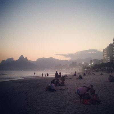 OsklensurfinG Tarde  Praia Arpoador Beach Girl Summer Bikini Oceans