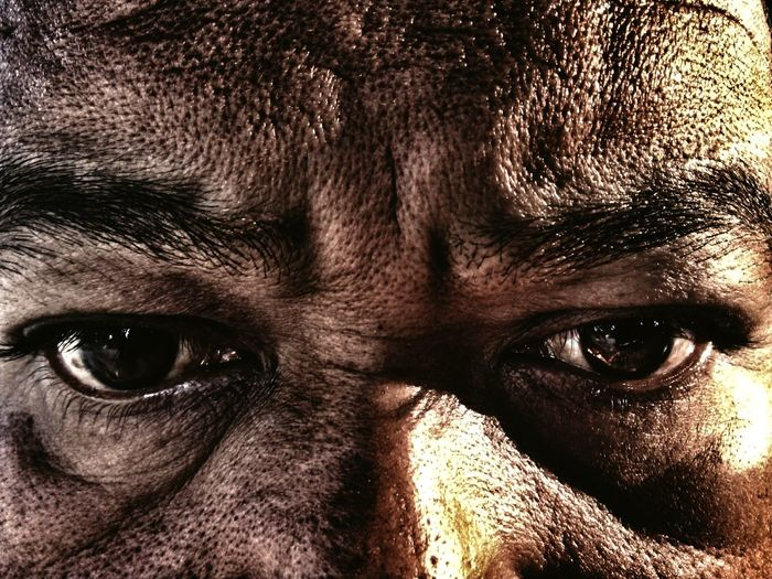 That my father Human Eye Close-up One Person One Man Only People Only Men Looking At Camera EyeEmNewHere