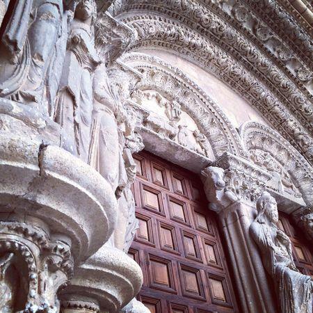 Architecture Catedral Avila SPAIN