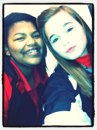 Old but me and my boo (: