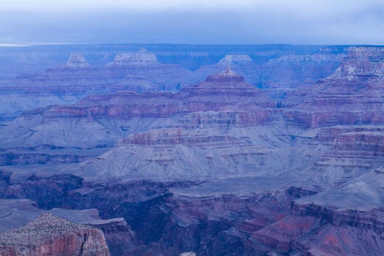 night canyon
