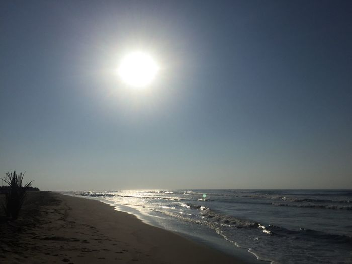 Sunlight Sea Beach Sun Sunlight Horizon Over Water Nature Beauty In Nature Water Tranquility Tranquil Scene Day Life Is Perfect EyeEm Nature Lover Sky Happiness Hello World On The Road Road Beauty In Nature Gratitude Enjoying Life Paceful Daughter