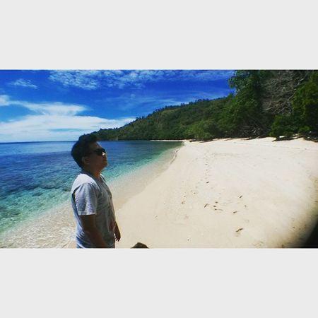 Wide angle Beach Sulawesiutara Kakigatal Pantai sea beautifulview