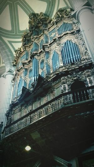 Religion Architecture Pipe Organ