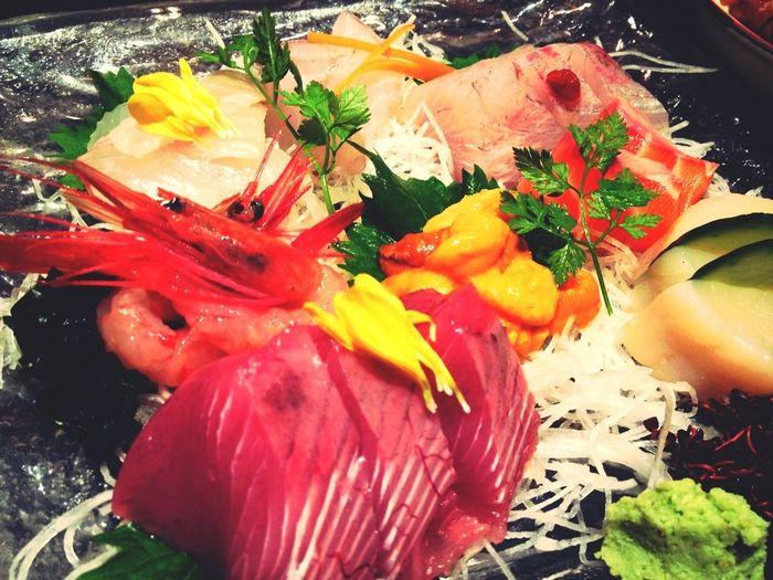 お刺身 Sashimi  刺身