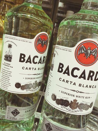Relax NO stress Bacardi