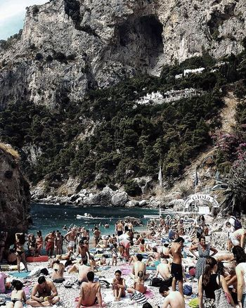 Color Capri 32agosto Marinapiccola Endofsummer 2015  LoveTravel ©