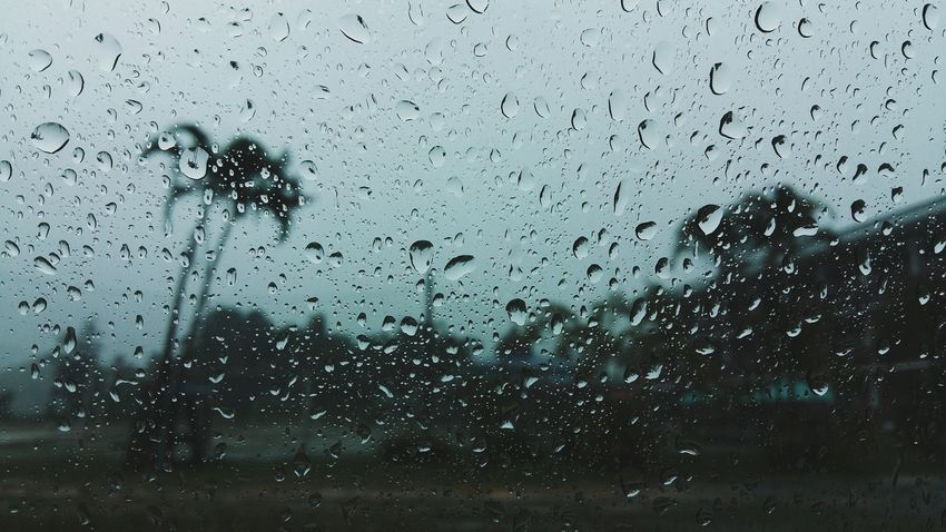 Backgrounds Close-up Condensation Day Drop Full Frame Glass - Material Indoors  No People Rain RainDrop Rainy Season Water Weather Wet Window