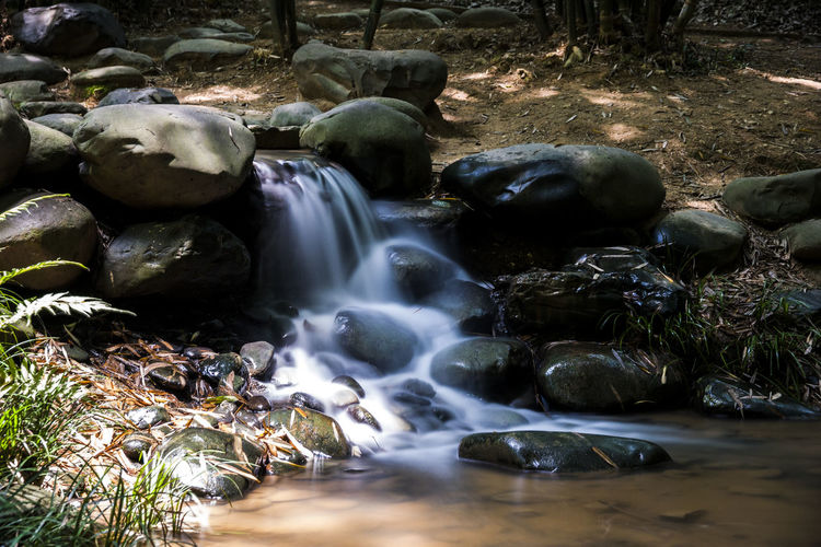 spring Water No People Nature Motion Long Exposure Beauty In Nature Outdoors River Day Waterfall Scenics