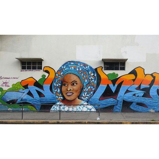 다르다. 강렬하다. Panamá PanamaCity Graffiti