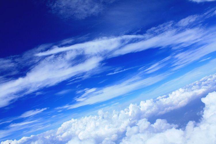 富士山山頂 Sky Cloud