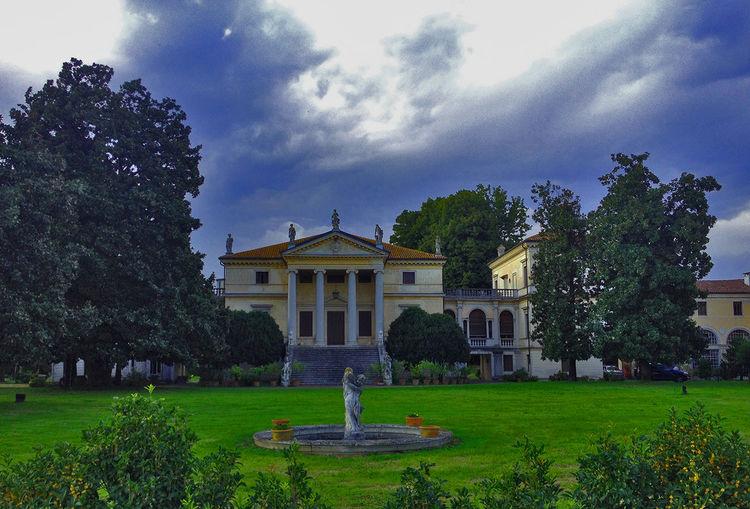 Andrea Palladio Architecture Vicenza Ville Palladiane Ville Venete,