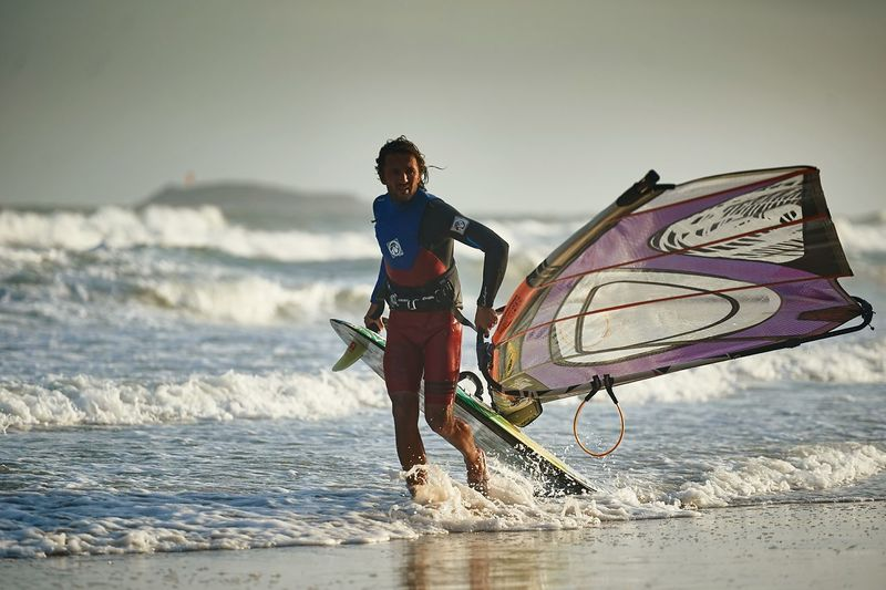 Surf Life in Muine, Life Is A Beach Enjoying Life Sea Lifestyle Traveling Windsurfing Waves