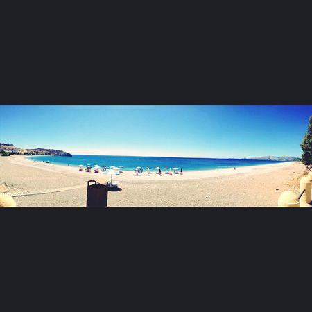 Enjoying The Sun Sea Relaxing Beautiful