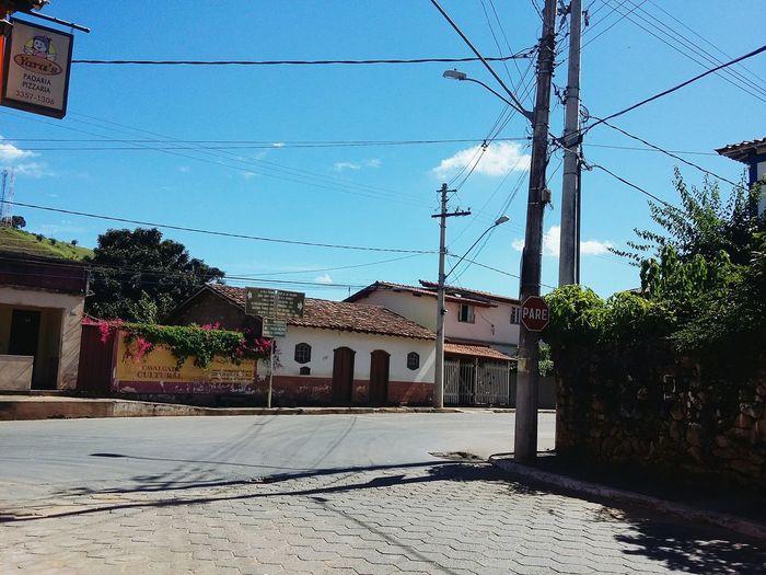 Cidade Ceu Azul Flores Minas