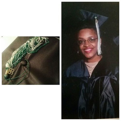 TBT  circa 1999 My Mom when she graduated from Eastern Michigan University with her BSN! My Grama gave me her cap & tassle yesterday! You couldn't get this smile off her face that day, proud of her then and always! I don't know what it's like to not have motivation & drive because she showed me everyday until the end! Love you woman❤ Mom RIP MyShero whyiworksohard Nurse Love likemotherlikedaugther EMUNURSING EMUAlumi