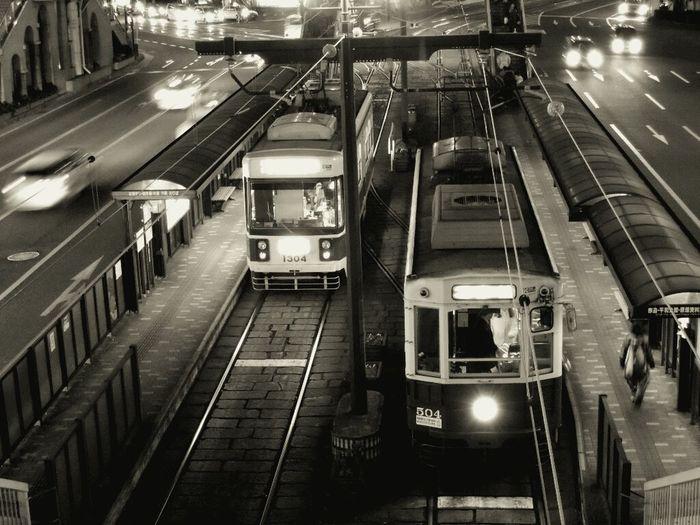 路面電車 長崎駅 長崎