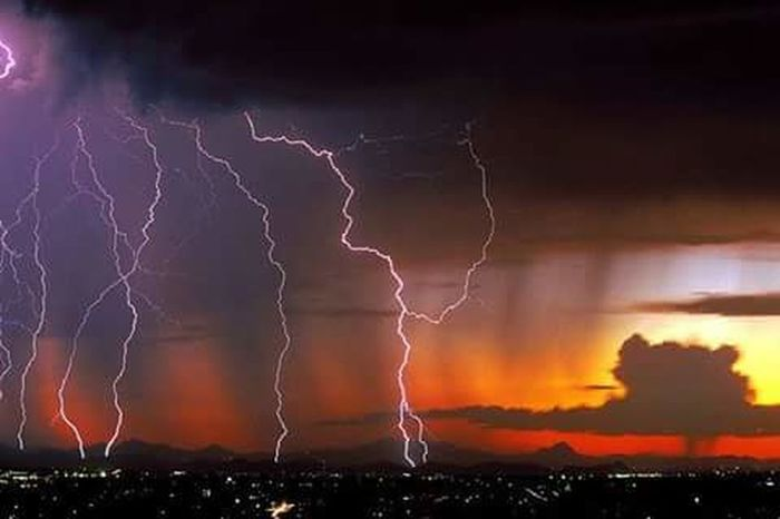Perfect timing⚡⚡⚡ Nature Is Freedom