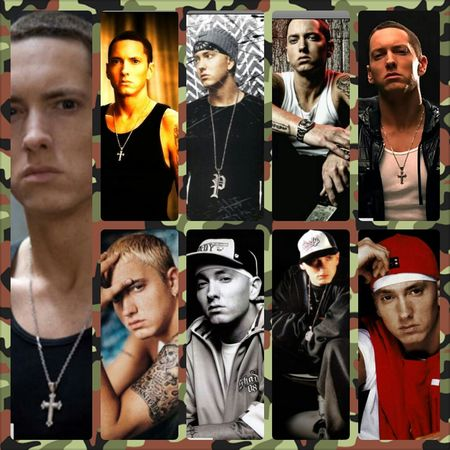 Eminem i love him Marshall Mathers SlimShady Stanfalife