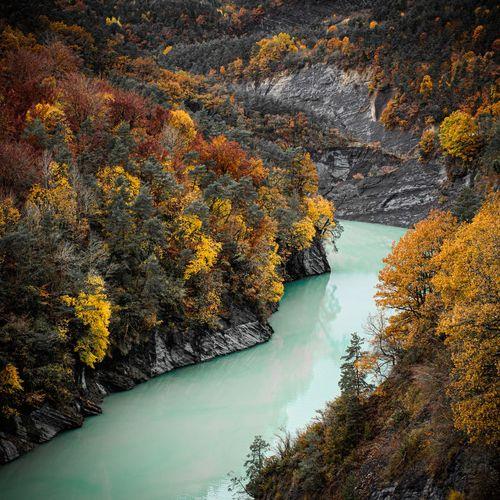 The Ebron river