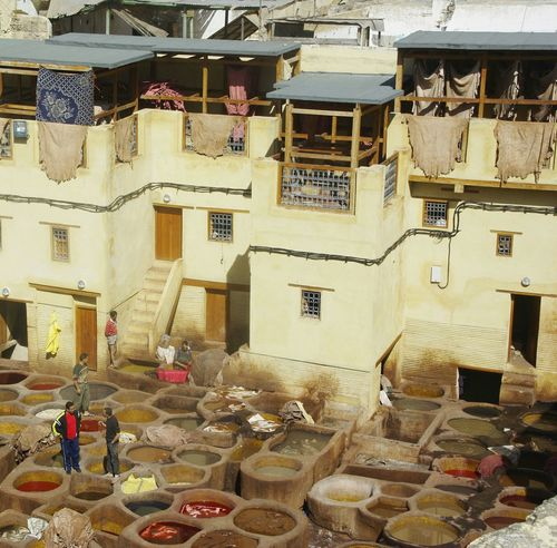 Relaxing Tannery Morocco Fez City  Cityscapes Walking Around Oldtown Capture The Moment Travel Photography Eyeem Popular Photos Popular Photo Moments OpenEdit Vacations Trip Open Edit Check This Out EyeEm Best Edits Popular Photos City Relaxing Moments EyeEm Best Shots Beautiful Day Taking Photos Workers