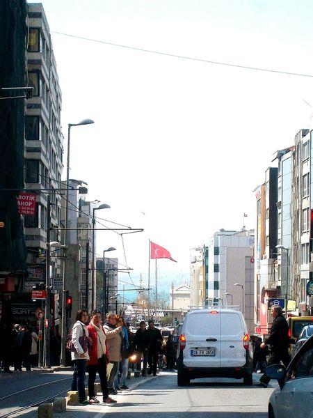 Hello World Streetphotography Istanbuldayasam Ahmetokumuşphotography First Eyeem Photo Kadıköy Istanbul Turkey Goodnight Hayatagulumse şanlıtürkbayrağı