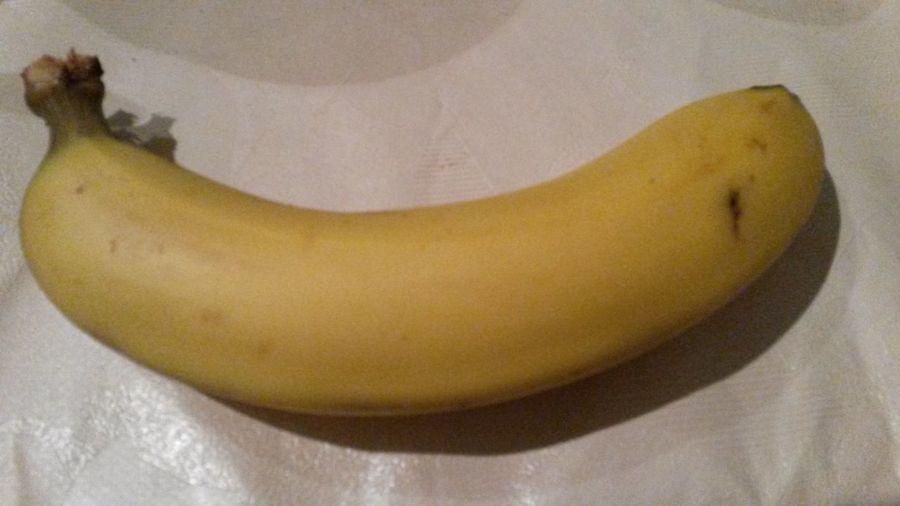 Healthy Healthy Food Yellow Banana