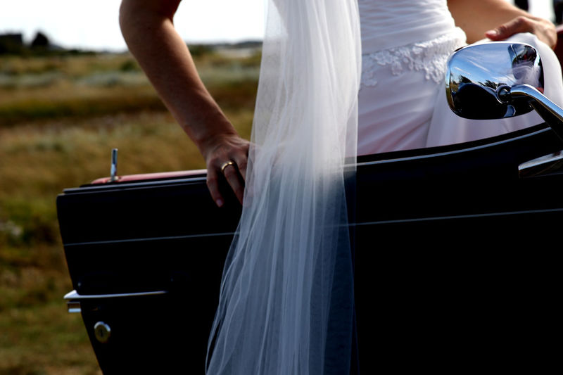 Get in the car... Adult Adults Only Bride Car Close-up Day Golf Club Holding Human Body Part Human Hand Low Section Midsection One Person One Woman Only One Young Woman Only Outdoors People Standing Wedding Dress Bride Photography Wedding Photography Young Adult BYOPaper!