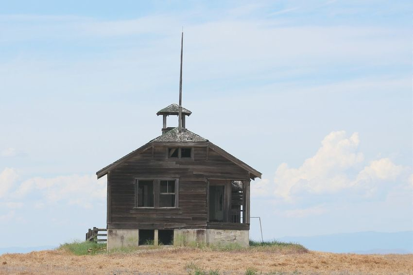 Abandoned Schoolhouse Abandoned Abandoned Buildings Abandonment_issues Oregon