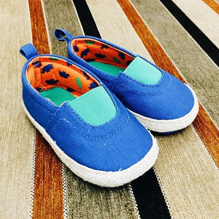 New Newborn Baby Baby Boy Baby Shoe Baby Shoes! New Born Summer Blue Twins Pair Of Shoes Shoe Shoes Baby Shoes Baby Shoes New Borns Accessoires Fashion