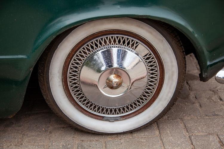 Wheel of a